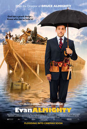 Poster Evan Almighty