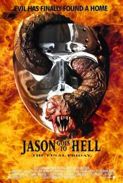 Poster Jason Goes to Hell: The Final Friday