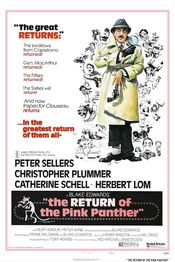 Poster The Return of the Pink Panther