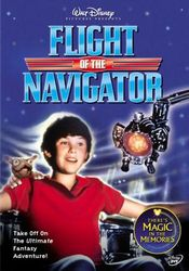 Poster Flight of the Navigator