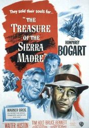 Poster The Treasure of the Sierra Madre