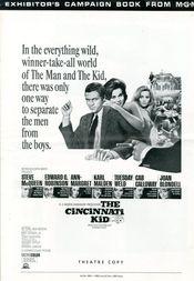 Poster The Cincinnati Kid