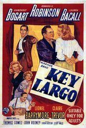 Poster Key Largo
