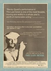Poster The Last Detail