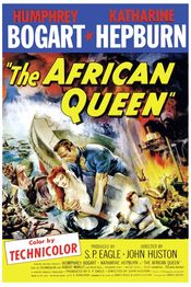 Poster The African Queen