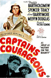 Poster Captains Courageous