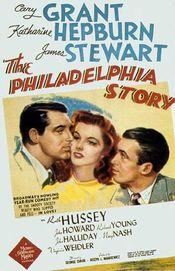 Poster The Philadelphia Story