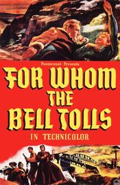 Poster For Whom the Bell Tolls