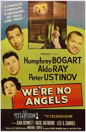 Poster We're No Angels