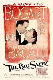 Poster The Big Sleep