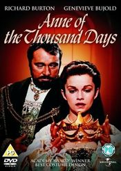 Poster Anne of the Thousand Days