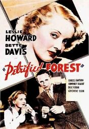 Poster The Petrified Forest