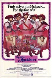 Poster The Fifth Musketeer