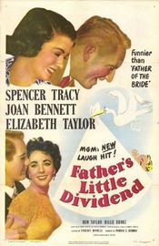 Poster Father's Little Dividend