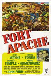 Poster Fort Apache