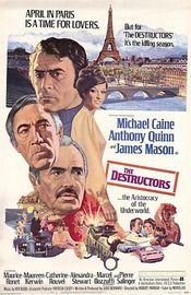 Poster The Destructors