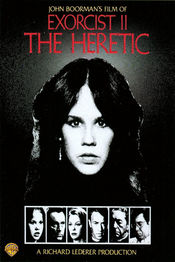 Poster Exorcist II: The Heretic