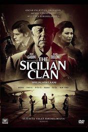 Poster Le clan des Siciliens
