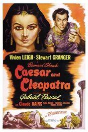 Poster Caesar and Cleopatra