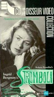 Poster Stromboli