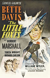 Poster The Little Foxes