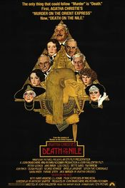 Poster Death on the Nile