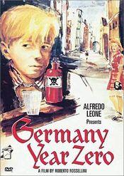Poster Germania anno zero