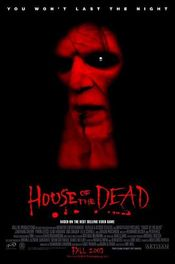 Poster House of the Dead