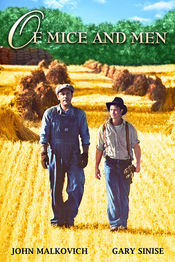 Poster Of Mice and Men