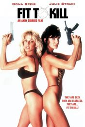 Poster Fit to Kill