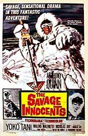 Poster The Savage Innocents
