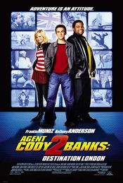 Poster Agent Cody Banks 2: Destination London