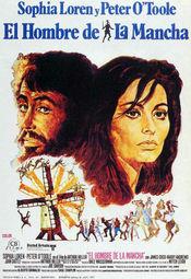 Poster Man of La Mancha