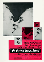 Poster The Thomas Crown Affair