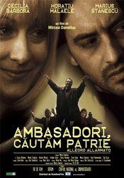 Poster Ambasadori, căutam Patrie