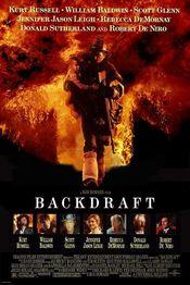 Poster Backdraft