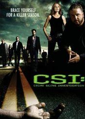 Poster CSI: Crime Scene Investigation