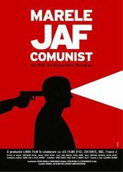 Poster Marele jaf comunist
