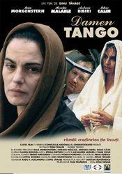 Poster Damen Tango