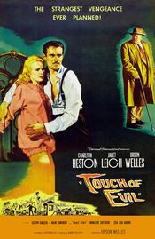 Poster Touch of Evil