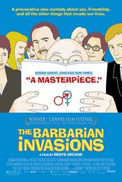 Poster Les Invasions barbares