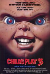 Poster Child's Play 3