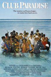 Poster Club Paradise