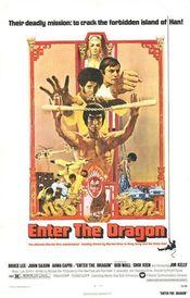 Poster Enter the Dragon