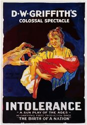 Poster Intolerance: Love's Struggle Throughout the Ages