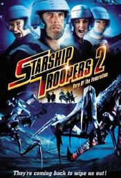 Poster Starship Troopers 2: Hero of the Federation