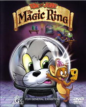 Poster Tom and Jerry: The Magic Ring