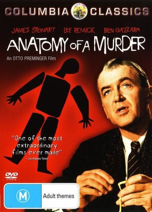 Anatomy of a Murder - Anatomia unei crime (1959) - Film - CineMagia.ro