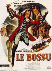 Poster Le Bossu