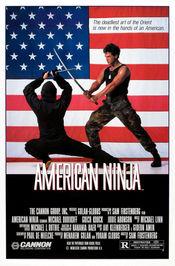 Poster American Ninja
